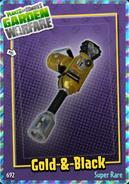 Gold & Black Mega Cannon