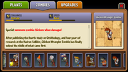 Chicken Wrangler Zombie Almanac Entry Part 2
