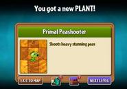 You got Primal Pea