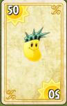 Sun Bean Costume Card