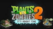 Plants Vs Zombies 2 Music - Modern Day Theme