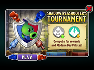 Shadow Peashooter's Tournament