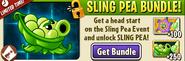 Sling Pea Ads