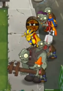 Gargantuar Parties2 Zombies
