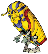 Pharaoh Zombie without
