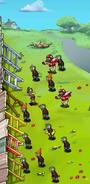 Little Zombie Mini-game