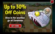 Sharktronic Ad