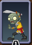 Swordsman Zombie Icon2