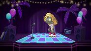 Glitter Zombie in Neon Mixtape Tourґs Trailer