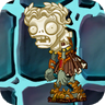 Bust Head Zombie2C