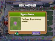 Hypno-shroom Costume Unlock