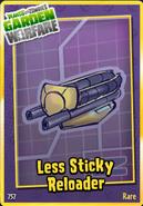 Less Sticky Reloader