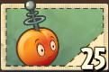 E.M. Peach's seed packet