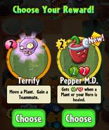 Got Pepper Battle Old