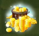 3600 coins reward