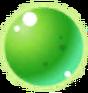 Green Ball of Spores Raff