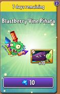 Blastberry Vine Piñata New Promoted