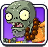 Drinking Monk Zombie Icon