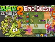 Plants vs. Zombies 2 - Stickybomb Rice - Full Epic Quest (Ep