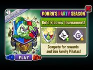 Pokra's Party Season Gold Bloom's Tournament