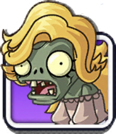 Glitter Zombie Icon