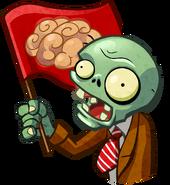 Zombie flag heroes