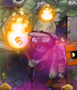 Boosted Torchlight Zombie