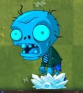 Frozen Big Brainz Zombie