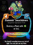 Slammin' Smackdown description