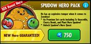 Spudow hero pack