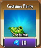 Costume Party Sling Pea