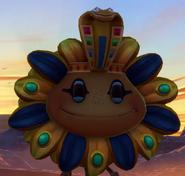 Pharaoh sunflower