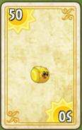 Tumbleweed card