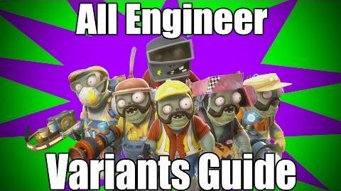 Engineer Variants Guide