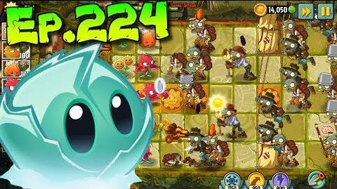 Plants vs. Zombies 2 Massive Attack and Survival - Lost City Day 23 (Ep