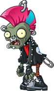 Punk Zombie Almanac Icon Texture