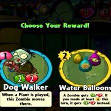 Choice between Dog Walker and Water Balloons.jpeg