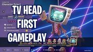 PvZ Battle for Neighborville First Look at TV Head In-Game!