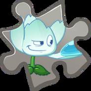Ice Lotus Common Puzzle Piece