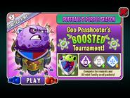 Puffball's Purple Season - Goo Peashooter's BOOSTED Tournament