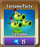 Costume Party Threepeater 2