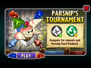 Parsnip's Tournament