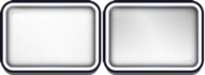 Unused White Buttons
