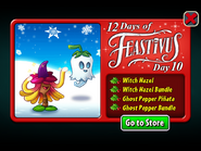 12 Days of Feastivus 2020 Day 10 Ghost Pepper & Witch Hazel