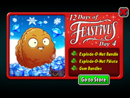 12 Days of Feastivus 2020 Day 4 Explode-O-Nut & Gem Bundles