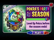 Pokra's Party Season Ad 2