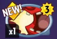 Berry Angry NEW card