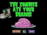 Dark Ages Gargantuar Attacking Brains