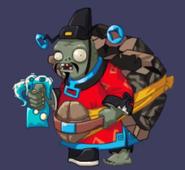Calamari Zombie