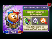 Murkadamia Nut's Mighty Season - Shadow Peashooter's Tournament